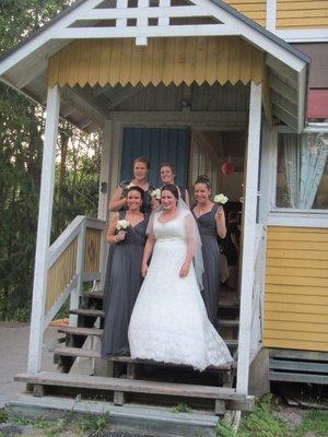 Hanna & Dave's wedding