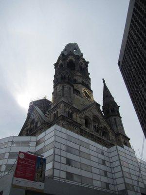 Kaiser-Wilhelm-Gedachtniskirche
