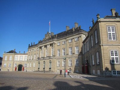 Amalienborg -Princess Mary's Digs