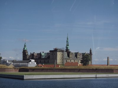 Kronborg Castle (Hamlets Castle)