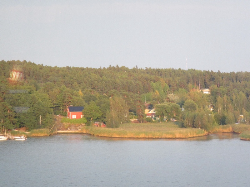 Goodbye Finland