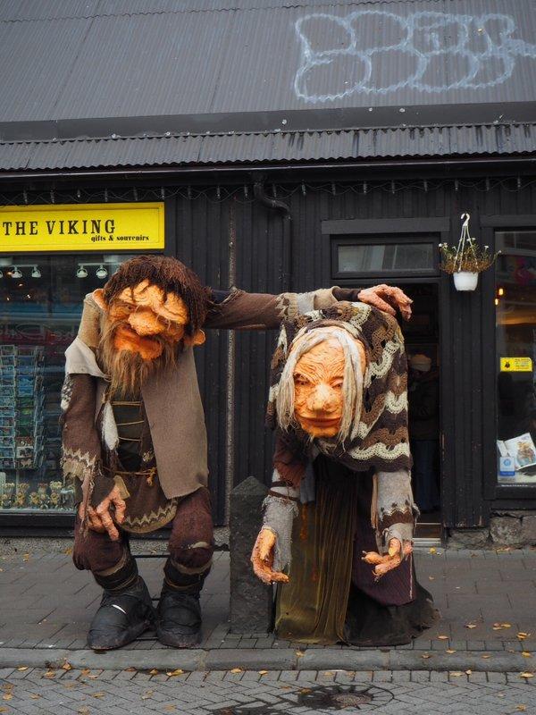 Reykjavik locals