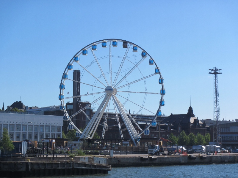 Finair Skywheel
