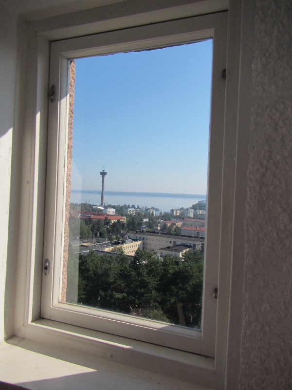 View from Pyynikki Tower