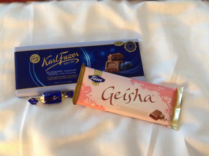 Finnish chocolate