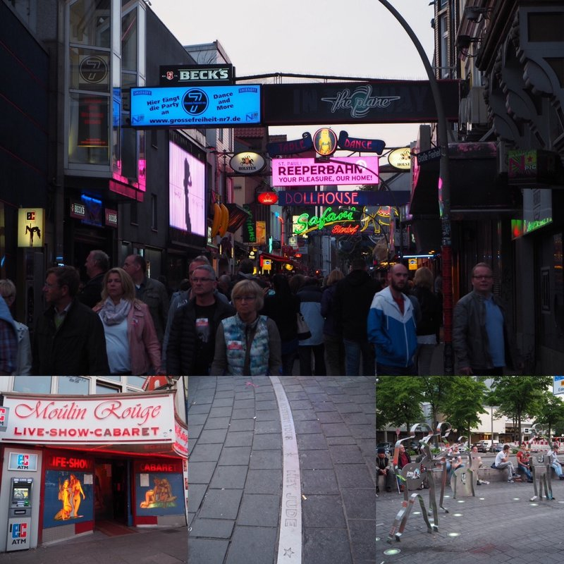 Reeperbahn & Beatles