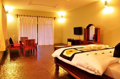 Accommodation at Pailin