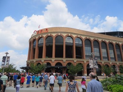 Citi Field, Another To Tick Off Pat's List