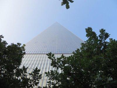 Sneaky Building Looking Infinite