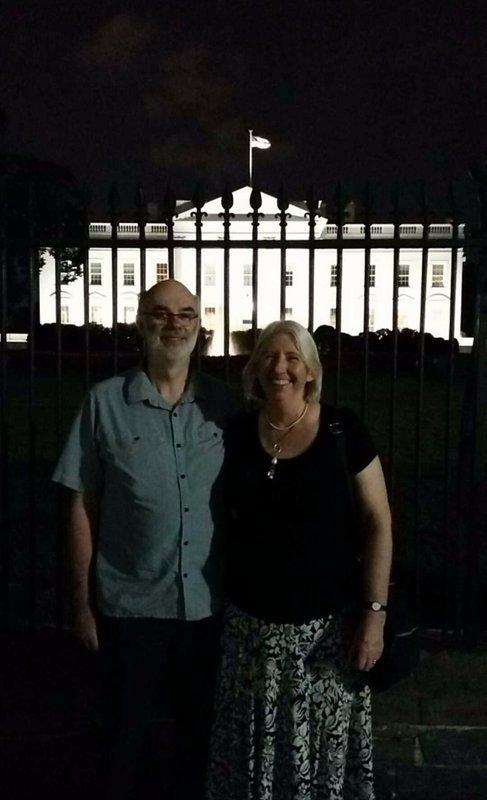 Jill and Peter go to Washington