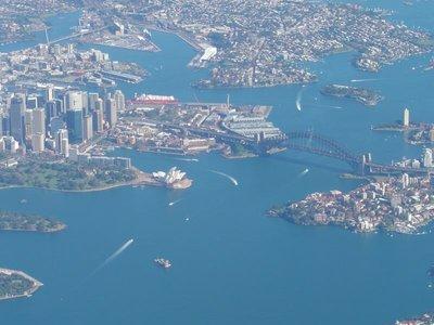 Aerial Shot - Sydney