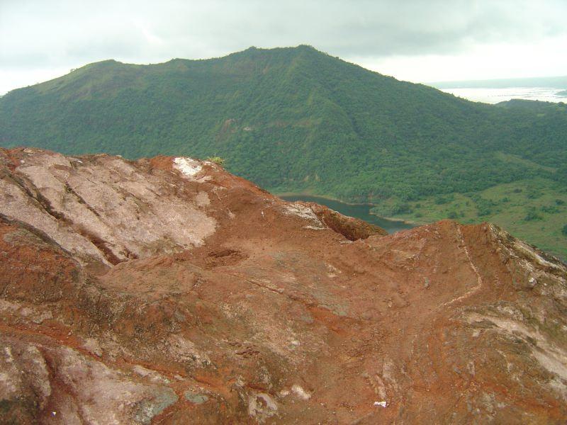 Volcanic Rock - Taal Volcano (Philippines)