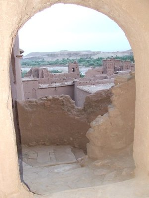 Kasbah view