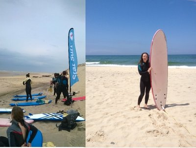 Carcans surf camp