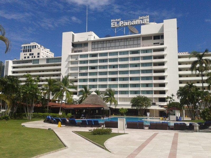 Hotel El Panamá.