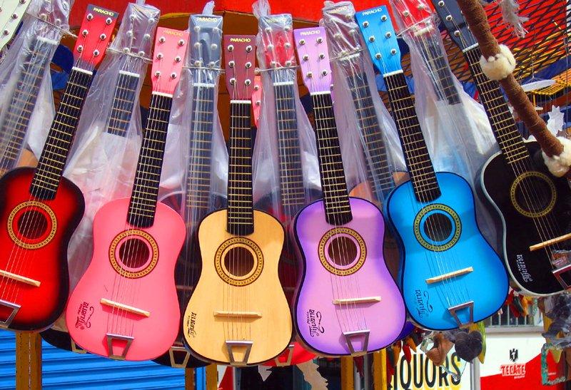 Guitar Rainbow