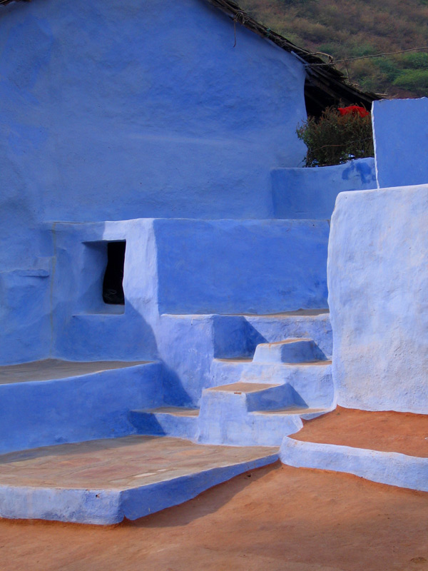 Bundi Blue House
