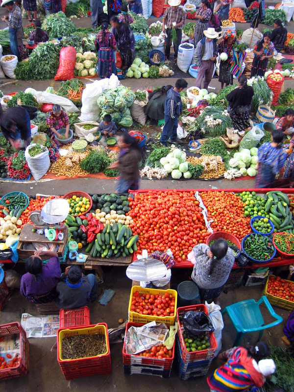 Colours of Chi Chi Market