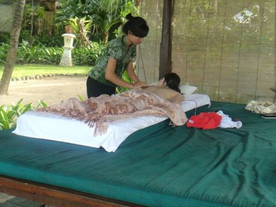 Relaxing Balinese Massage at Nusa Dua Beach
