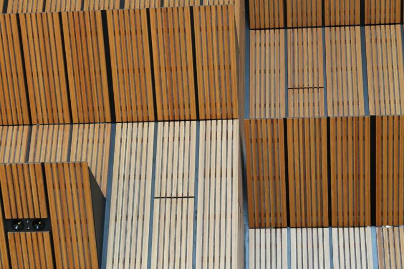 Sydney Opera House Ceiling