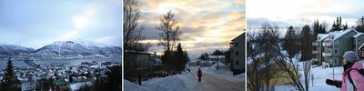 Last Days Wandering in Tromso