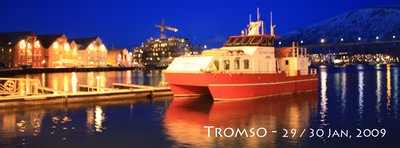 Tromso The Harbour