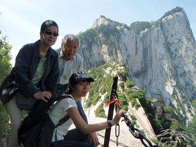 Mountain Huashan 4