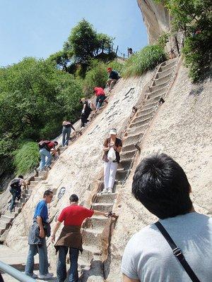Mountain Huashan 6