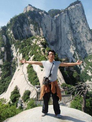 Mountain Huashan 9