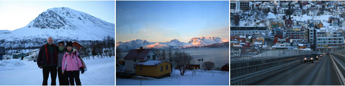 Oldervik Bus Tour