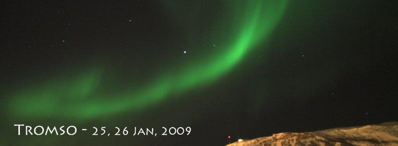 Tromso Aurora Borealis