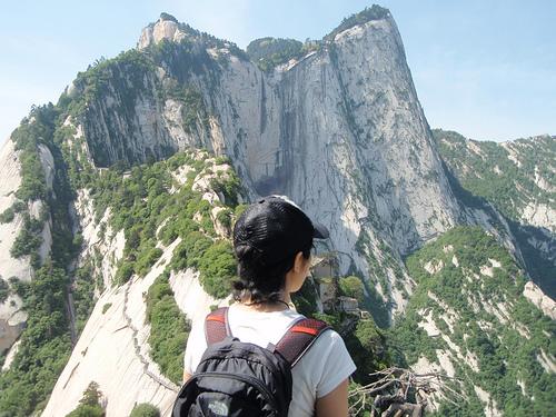Mountain Huashan 10