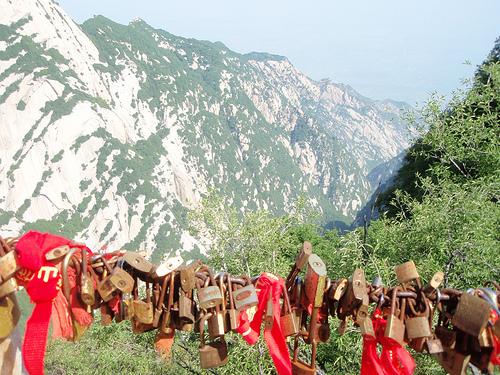 Mountain Huashan 11