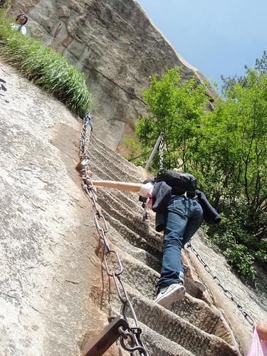 Mountain Huashan 7