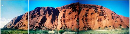Uluru Landscape 2