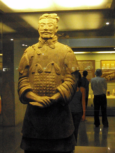 TerraCotta Warrior 3