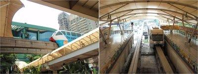 Monorail in Malaysia