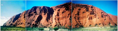 Uluru Landscape 2