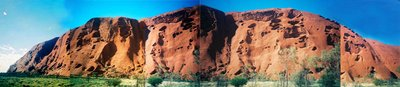 Uluru Landscape