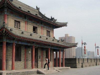 xian city wall 1
