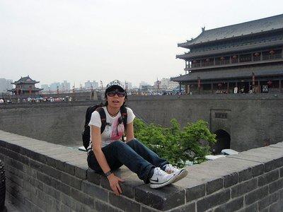 xian city wall 2