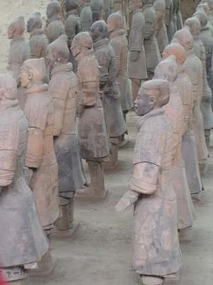 TerraCotta Warrior 2