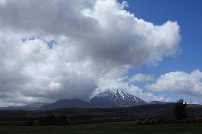 More volcano...