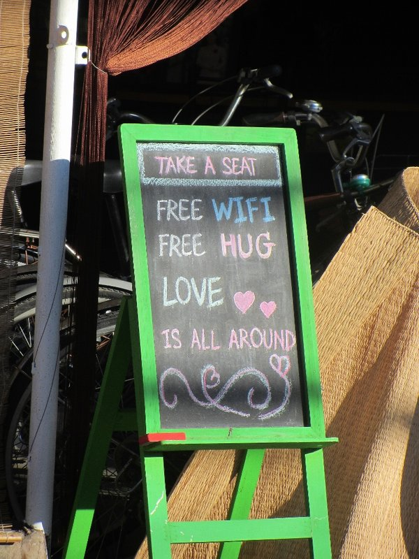 Feeling the Love in Chiang Mai