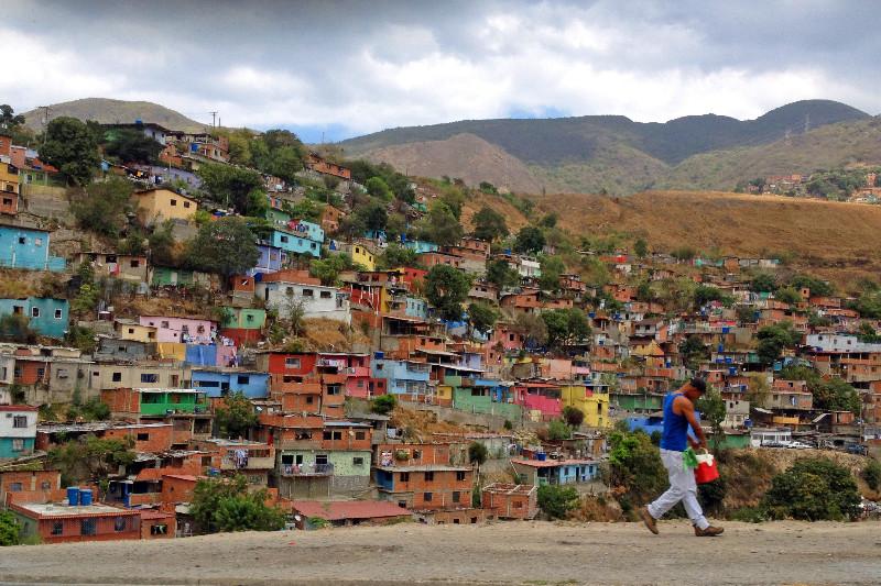 Venez 2014 / Trajet vers Caracas