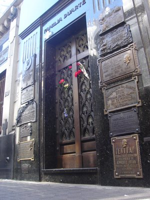 Evita Peron&#39;s Tomb