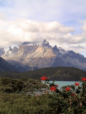 Torres Del Paine - Reverse