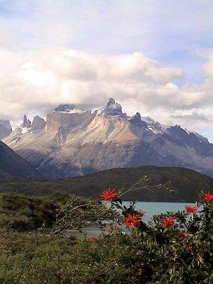 Torres Del Paine - Reverse