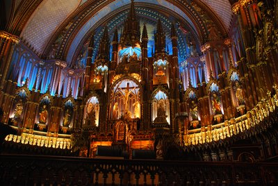 Notre Dam Basilica - 2
