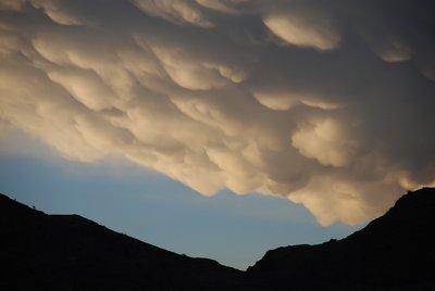 Bolivian Sky